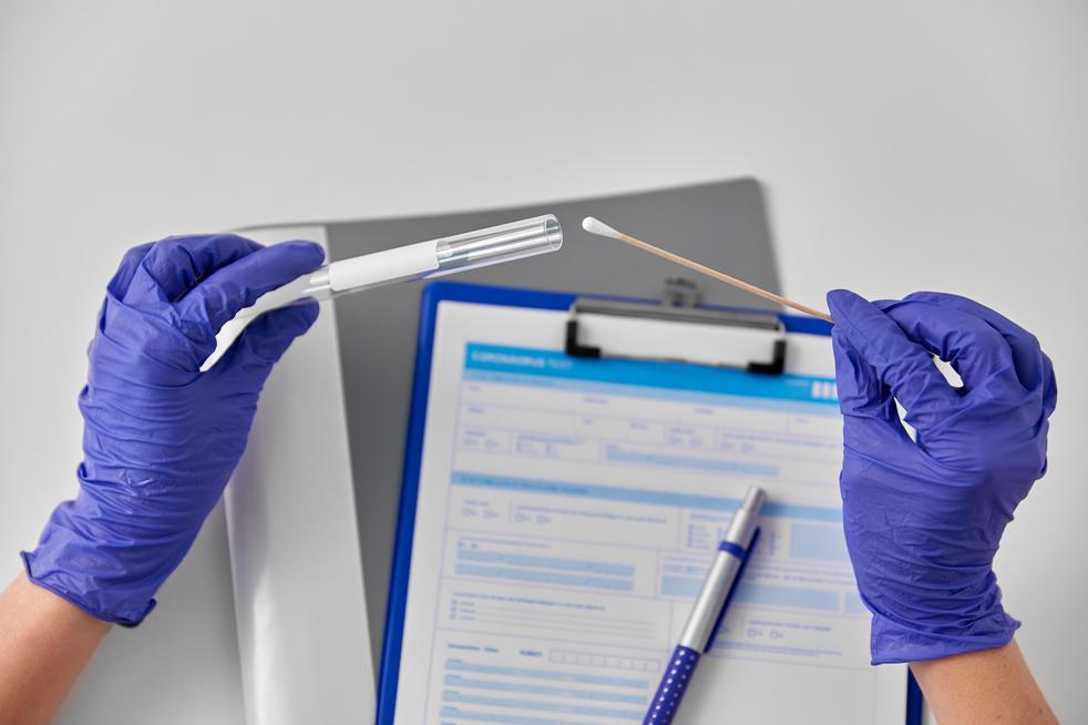 covid-19 testing procedures